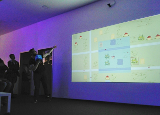 Global Game Jam bei Tradebyte in Ansbach